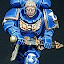What's On Your Table: Ultramarine Lieutenant