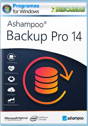 Ashampoo Backup Pro 14.0.4 (x64) [Full] Español [MEGA]