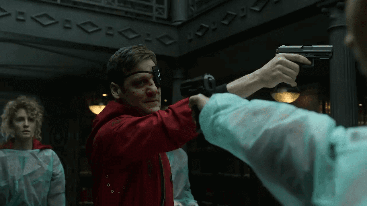 Is the Money Heist going to fail in Season 4?