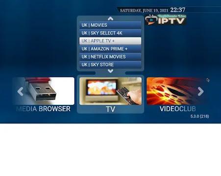 IPTV STB Smart codes portal iptv