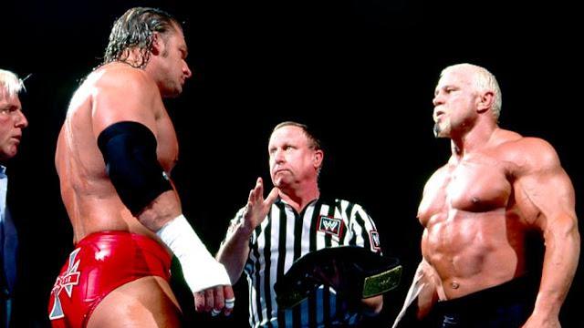 "Scott Steiner: ""B@ssza meg a WWE!"" - 18+"