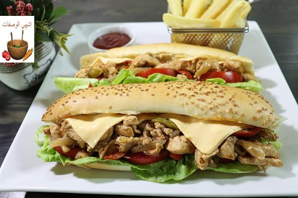 أطيب وأروع ساندويش كودو الدجاج وبطعم المحلات واطيب جربوها ورح تعجبكم كتير