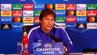 Sport: Conte speaks on Michael Emenalo's surprised resignation