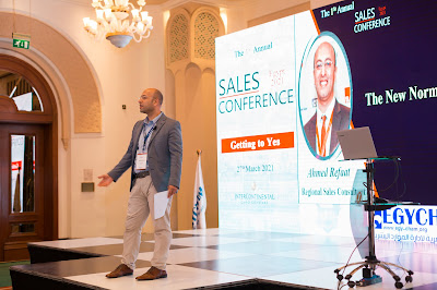 VIP Sales Speaker Keynote in Sales Event