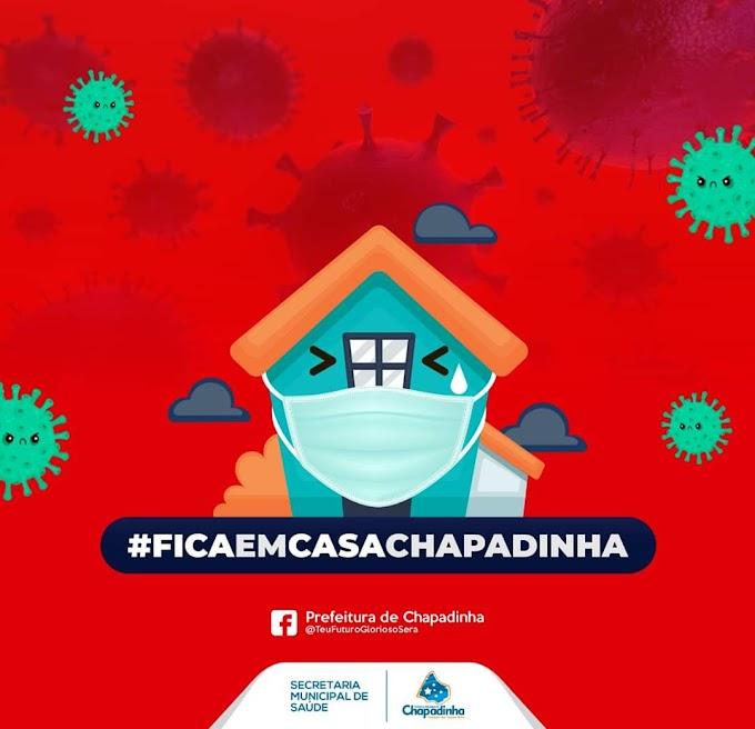 Covid-19: Chapadinha-MA intensificará força-tarefa para fiscalizar cumprimento de decretos municipal e estadual na segunda-feira (30)