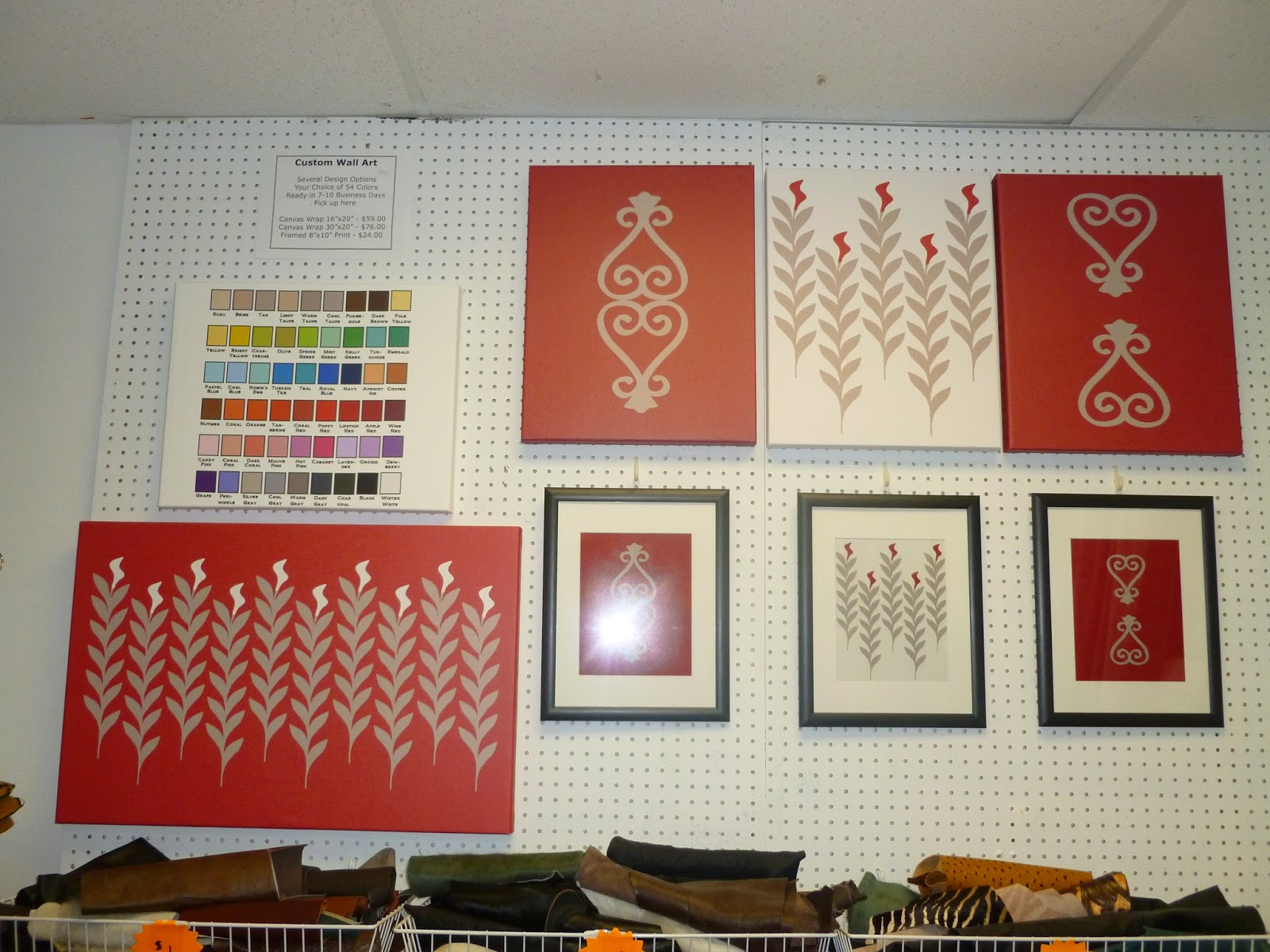 Tie Top Curtains South Africa: Anitavee's Home Decor & More: African Home Decor And