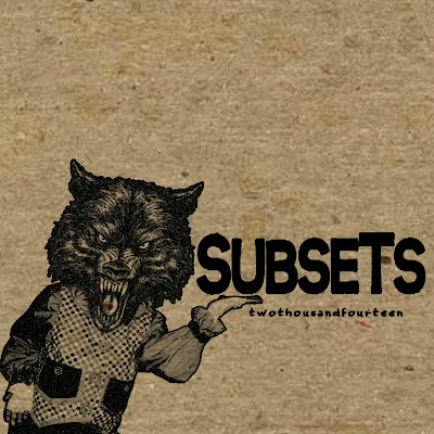 "SUBSETS - ""twothousandfourteen"" Addictive London Punk from Cincinnati, Ohio"