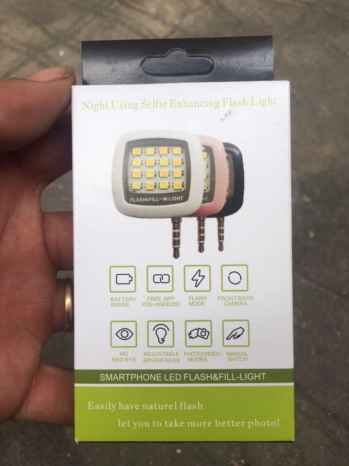 28k - Đèn led hỗ trợ chụp hình tự sướng 16 bóng giá sỉ và lẻ rẻ nhất