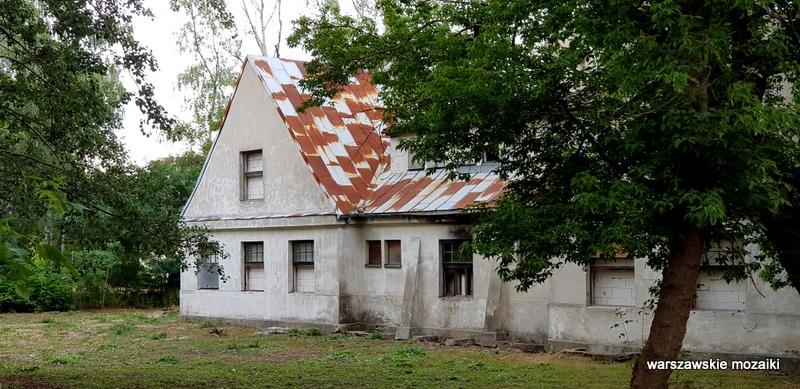 Warszawa Warsaw osiedle oficerów Wojska Polskiego Fort Bema architektura wojskowe