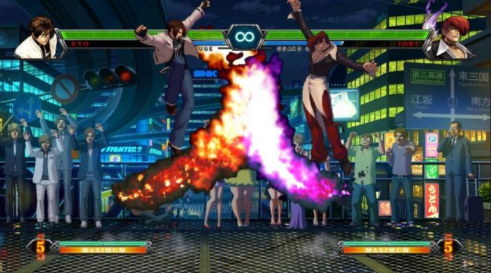 The King of Fighters XIII PC Full Español