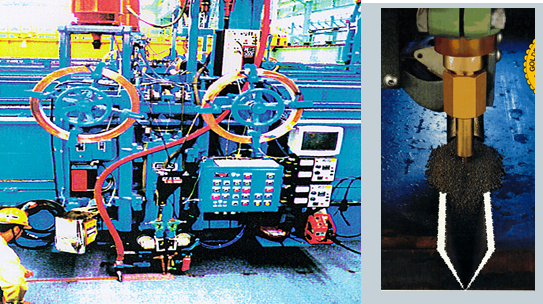 Pengertian Las SAW Submerged Arc Welding