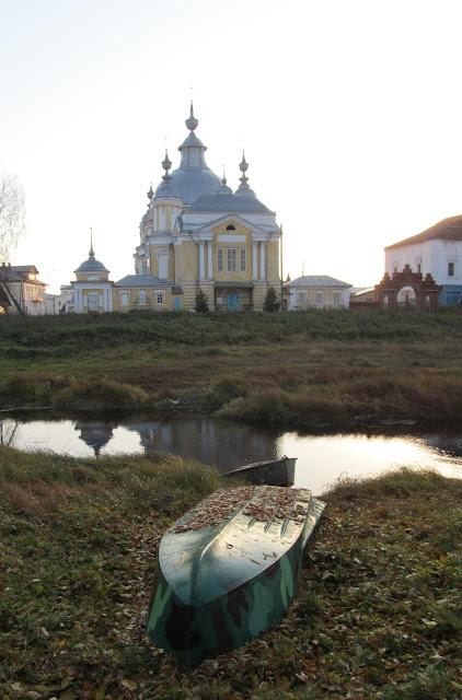 Храм в Устье