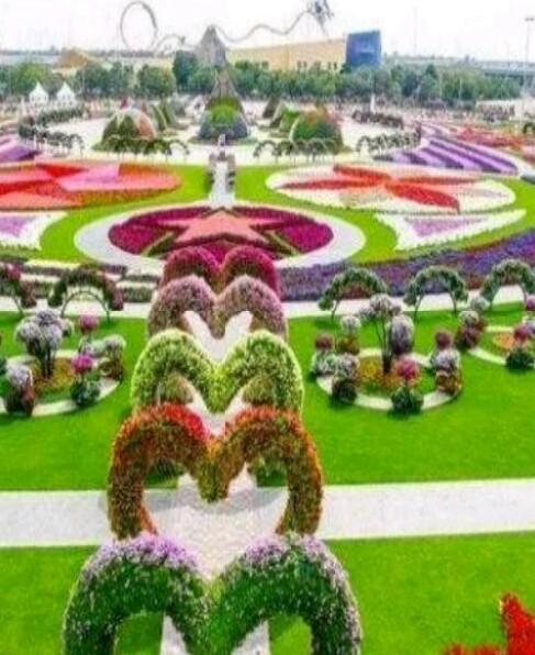 Taman Bunga Nusantara Dan Little Venice