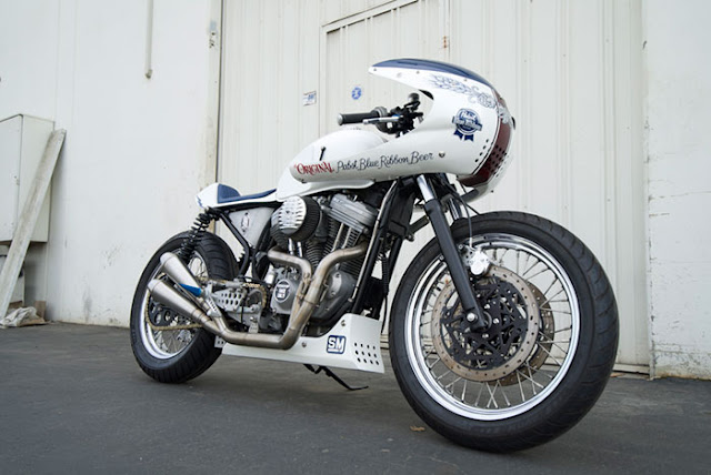 Harley Davidson Sportster By The Speed Merchant Hell Kustom