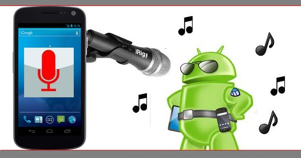 Use your Android smartphone as a microphone for PC ~ DepoTech