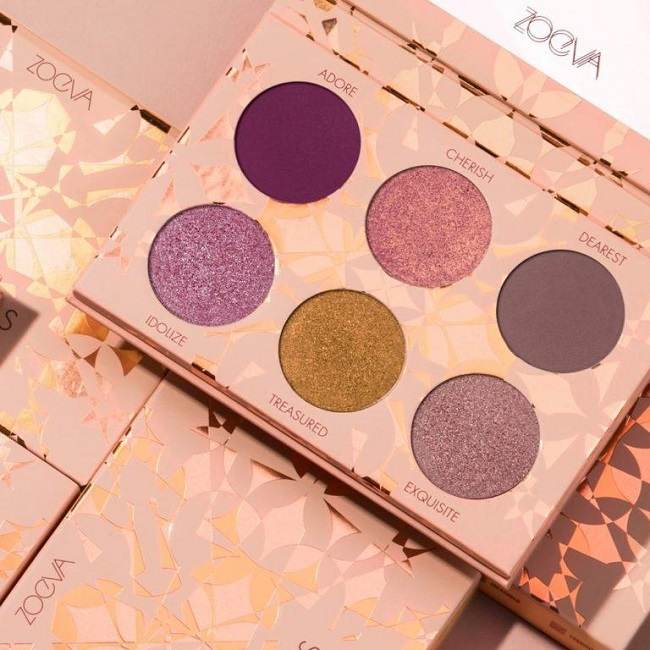 Precious Eyeshadow Palette de ZOEVA