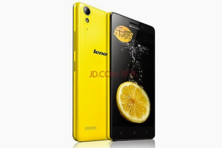 Harga dan Spesifikasi Lenovo K3 Music Lemon
