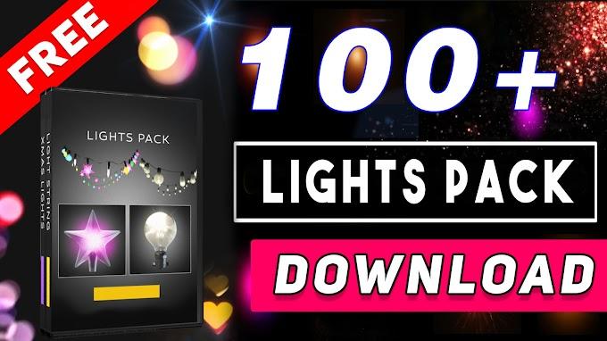 Free Download 100+ Exclusive Professional Lights Pack PNG Collection