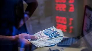 سعر صرف الليرة التركية مقابل العملات الرئيسية الأحد 25/10/2020