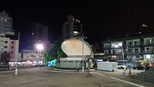 Praça da Paz Itapema
