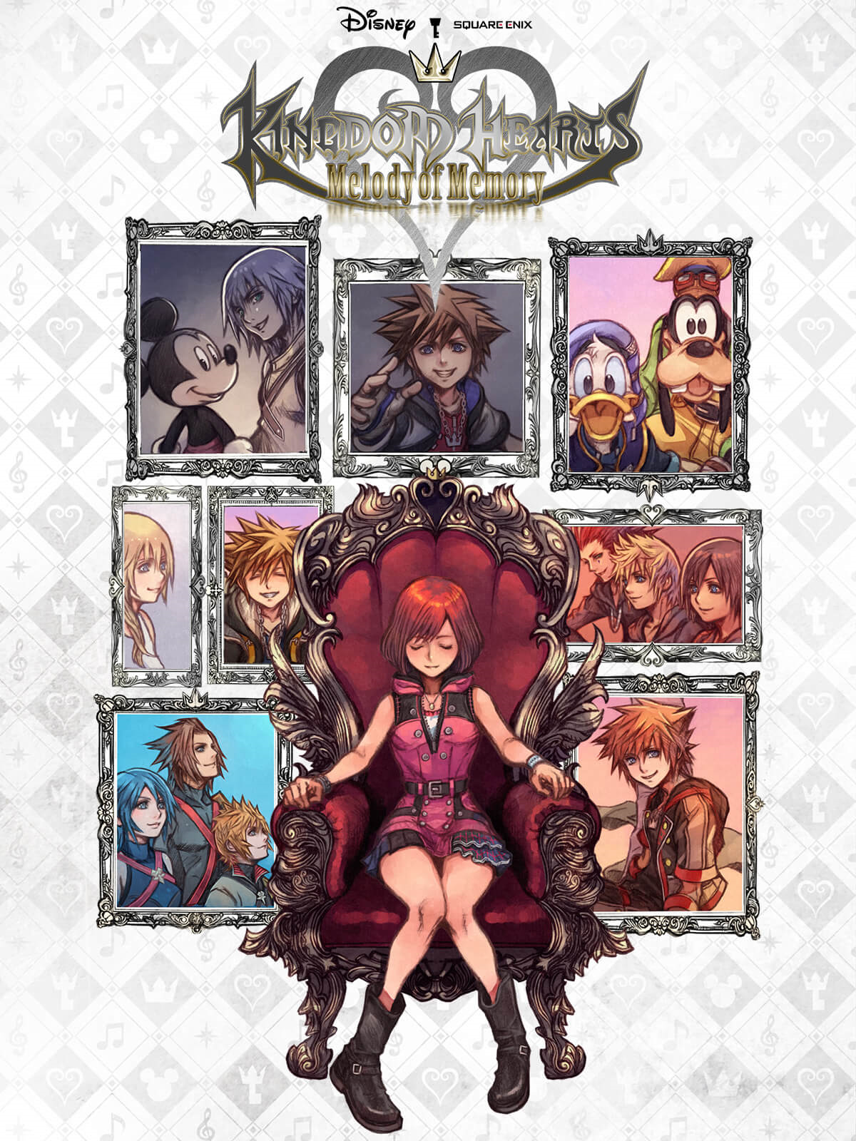 Kingdom Hearts Melody of Memory Torrent