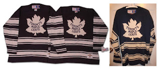 NHL CCM Heritage Jersey Collection - Toronto Maple Leafs Circa 1931