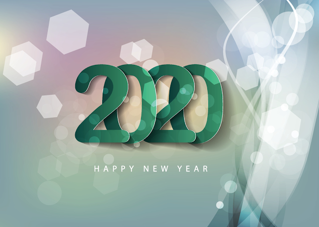 Happy New Year 2020 Images, HD Wallpapers