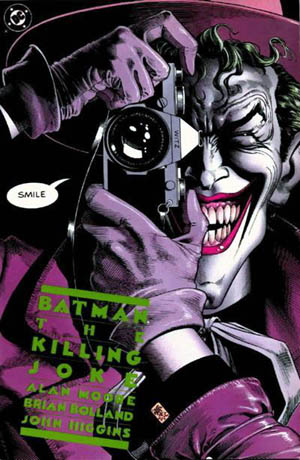 poster batman killing joke