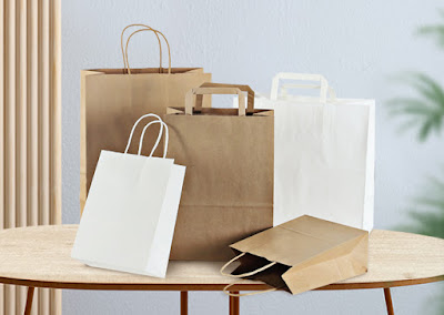 Master Creation Paper Bags