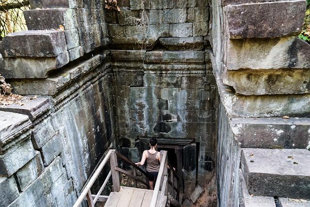 Beng Mealea - Cambodge