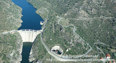 Barragem de Saucelle (Salto de Saucelle)