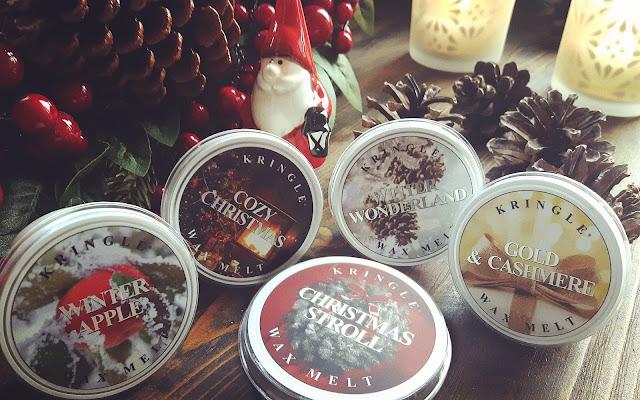 Nowa kolekcja zimowa Kringle Candle - pierwsze wrażenie - Czytaj więcej »