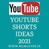 2021 Youtube Short Ideas