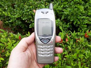 Hape Jadul Nokia 6650 Seken Mulus Kolektor Item