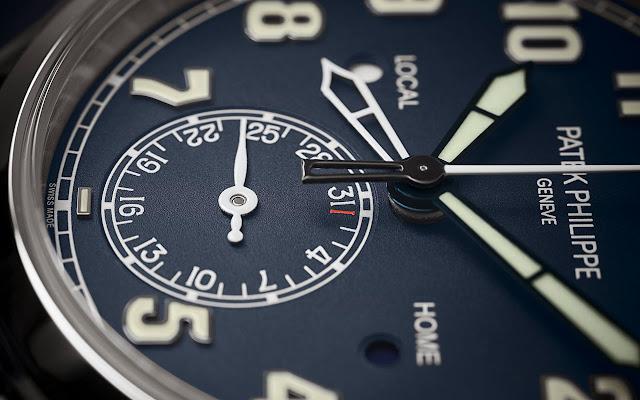 Patek Philippe Calatrava Pilot Travel Time Ref. 7234G-001