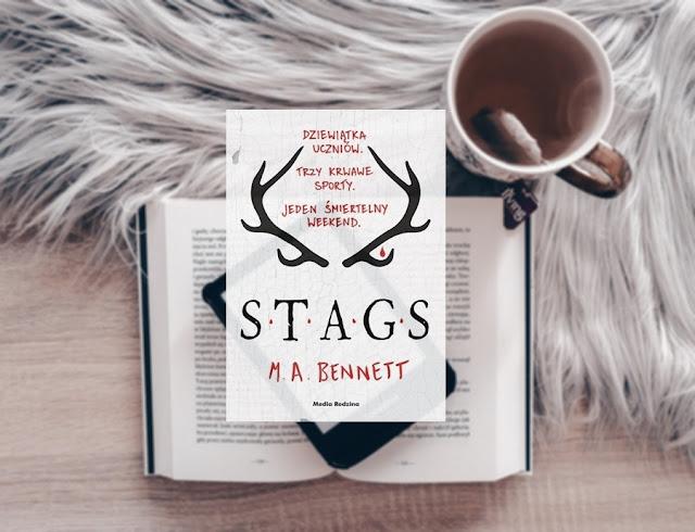 Młodzieżowa | STAGS, M. A. Bennet