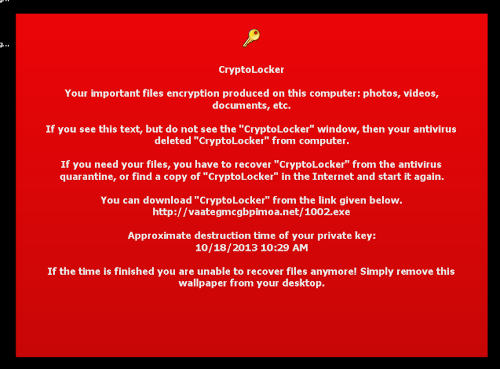 Cryptolocker Ransomware makes different Bitcoin wallet for each victim