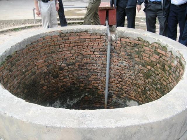 Bí ẩn cái chết của hai bố con dưới giếng hoang ở Thanh Hóa