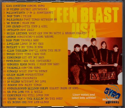 Teen Blast USA Vol 1-2