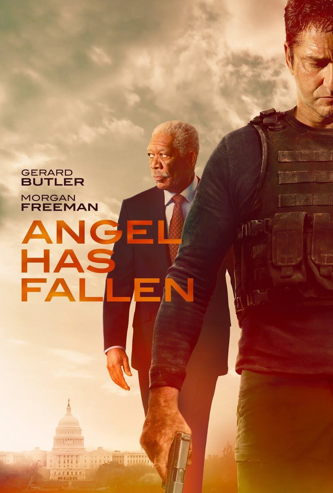 Angel Has Fallen [2019] [DVDR] [NTSC] [Latino]