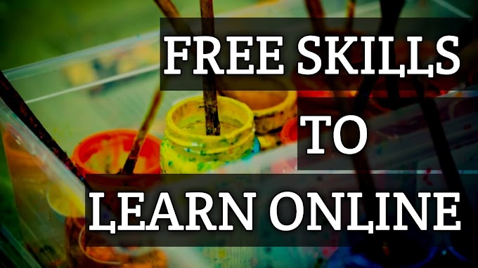 Free Online Skills To Learn Before The Year Ends