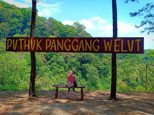 Obyek Wisata Puthuk Panggang Welut Mojokerto