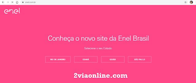2Via Enel São Paulo