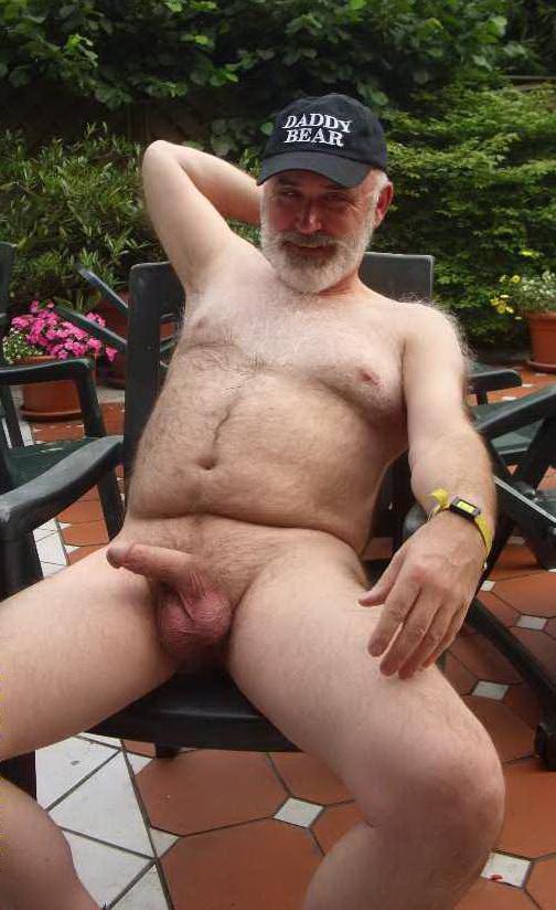 Naked old men hairy bears - New porno