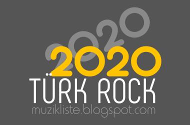 2020 Türk Rock Müzikleri