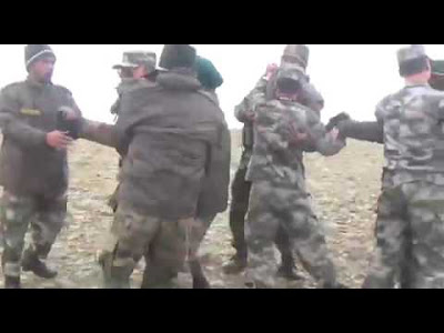 india vs china soldiers fight news