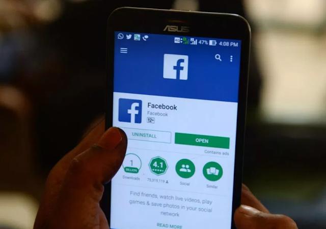 يعمل فيسبوك على الوضع المظلم لتطبيقه على نظام اندرويد