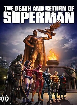 The Death And Return Of Superman (BRRip 720p Ingles Subtitulada) (2019)