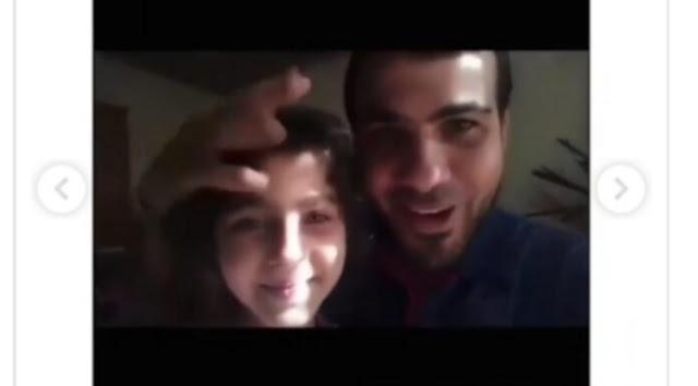 Viral! Ayah di Palestina Tewas Dibom, Sempat Hibur Anaknya yang Ketakutan