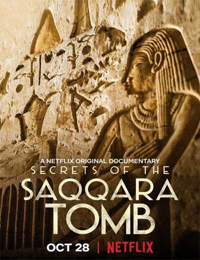 pelicula Los secretos de la tumba de Saqqara (2020)
